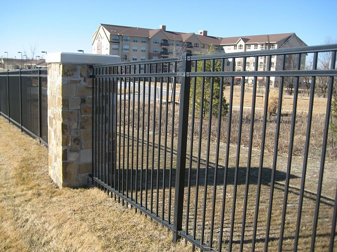 Custom Fabricated Fencing