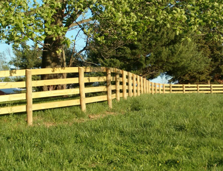 Farm Fencing Installed in Connecticut