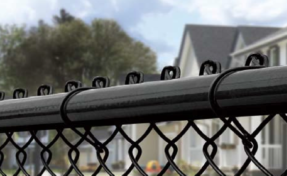 Chain Link Fences, Variety of Colors