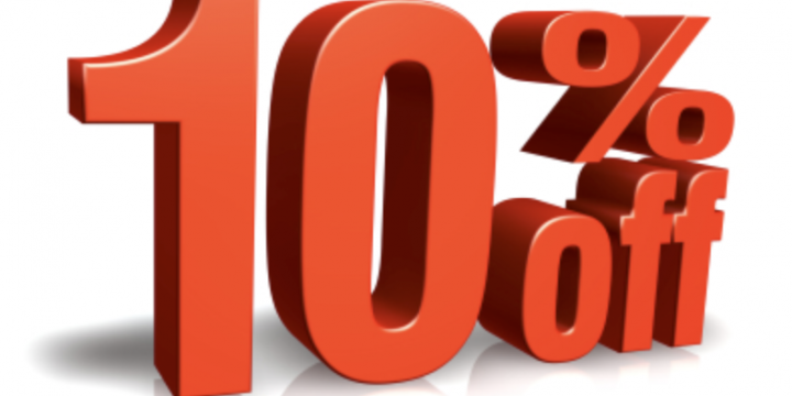 Special Deal ~ 10% Coupon off any Fence